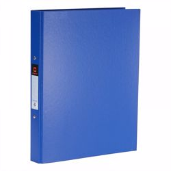 Elephant 2 Ring Binder A4 - Blue -1 Pc