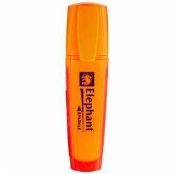 Elephant Highlighter - Orange -1 Pc