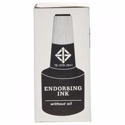 Horse Stamp Ink - Black -1 Pc