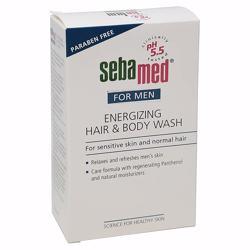 Sebamed Energizing Hair & Body Wash 200Ml