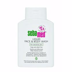 Sebamed Liquid Face & Bodywash 200Ml