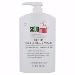 Sebamed Liquid Face & Bodywash 1000Ml