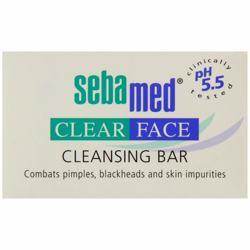 Sebamed Clear Face Cleansing Bar 100G