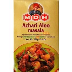 MDH Achari Aloo Masala - 100 gms