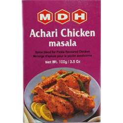 MDH Achari Chicken Masala - 100 gms