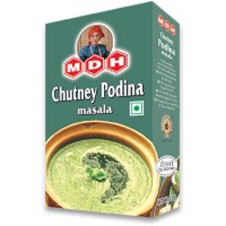 MDH Chutney Pudina Powder - 100 gms