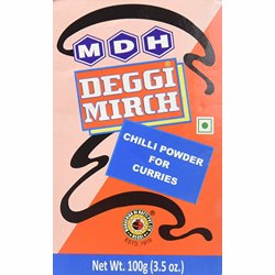 MDH Deggi Mirch - 100 gms