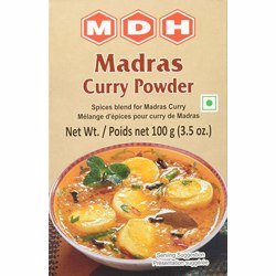MDH Madras Curry Masala - 100 gms