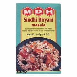 MDH Sindhi Biryani Masala - 100 gms preview