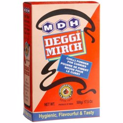 MDH Deggi Mirch - 500 gms