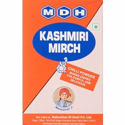 MDH Kashmiri Mirch Powder - 1 kg preview