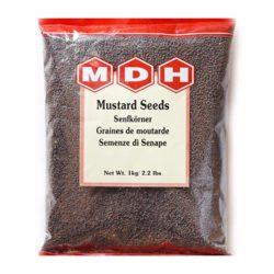 MDH Mustard Seeds - 1 kg