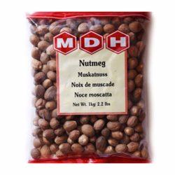 MDH Nutmeg Whole - 500 gms