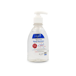 Elegant Hand Sanitizer Gel 250ml