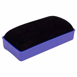 Deli Whiteboard Eraser(Assorted) -148x65x40mm,opp bag