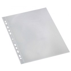 Durable 2660 Punched Pocket (100pcs/pack)