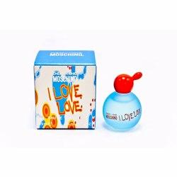 Moschino I Love Love (W) Edt Miniture 4.9Ml