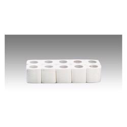 Plain Toilet Roll-10x10cm -400 Sheets