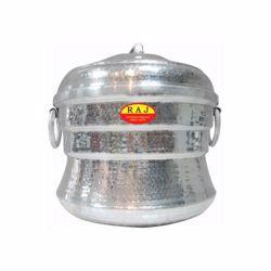 Raj Aluminium Idli Pot 118 Idlis