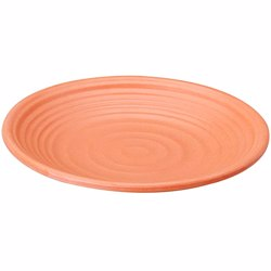 Dinewell Melamine Terracota Dinner Plate 11""