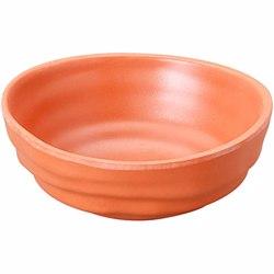 "Dinewell Melamine Terracota Bowl 5.5"""