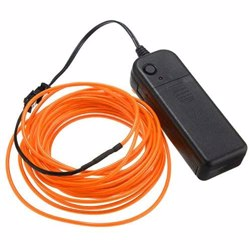 360 Light EL Wire Orange