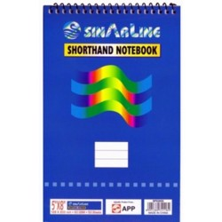 Tower Shorthand Note Book A5