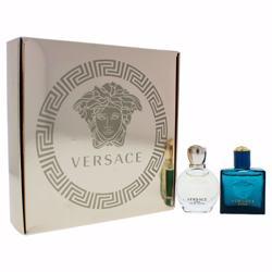 Versace Eros (W) Edp 5Ml+Eros (M) Edt 5Ml Mini Set