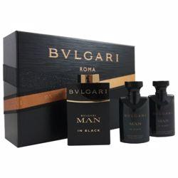 Bvlgari Man In Black Edp 60Ml+40Ml Asb+40Ml Sg Set