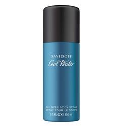 Davidoff Cool Water (M) Body Spray 150Ml