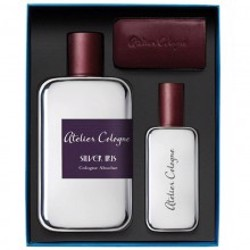 Atelier Cologne Silver Iris Absolue Edp 100Ml+30Ml+Leather Case Trv Set