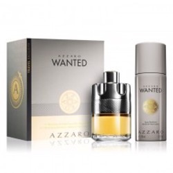 Azzaro Wanted By Night (M) Edp 100Ml+15Ml Mini Travel Set