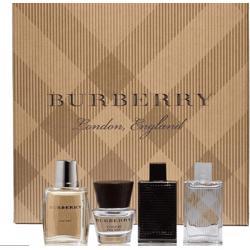 Burberry Brit Rhythm (M) 5Ml+Brit Splash 5Ml+Touch (M) 5Ml+Classic (M) 4.5Ml