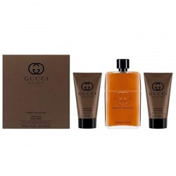 Gucci Guilty Absolute (M) Edp 90Ml+50Ml Asb+150Ml Sg Set
