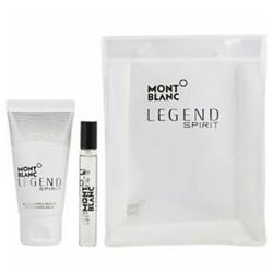 Mont Blanc Legend Spirit (M) Edt 7.5Ml+50Ml Asb Kit