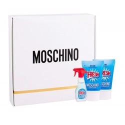 Moschino Fresh Couture Gold (W) Edp 5Ml+25Ml Sg+25Ml Bl Miniture Set