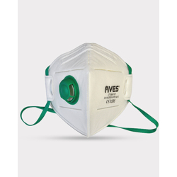 Aves FFP2 Mask - AV-187 Disposable Respirator (1x20)