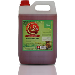 V2 Pine Disinfectant - 4pcs x 5L /Carton
