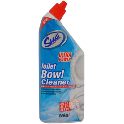 Swish Toilet Bowl Cleaner - 12 Pieces of 800 ml/Carton