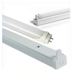R-Max Led Batten Fittings- 1x2 ft single fitting