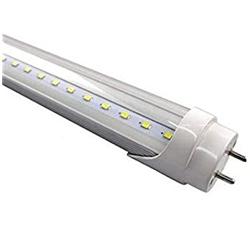 R-Max Led Tubes- 2FT 18W LED tube clear glass warm white