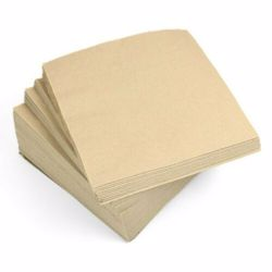BioWare 2400 Piece 2-PLY Napkin, 33cm Biodegradable