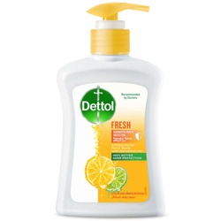 Dettol Fresh Anti-Bacterial Liquid Hand Wash 200ml preview