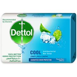 Dettol Cool Anti- Bacterial Bar Soap 165g