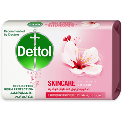 Dettol Skincare Anti- Bacterial Bar Soap 165g preview