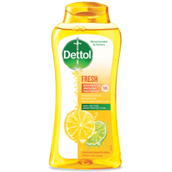 Dettol Fresh Anti-Bacterial Body Wash 250ml preview