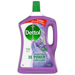 Dettol Lavender Healthy Home All- Purpose Cleaner 3L