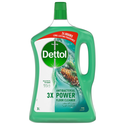 Dettol Pine Healthy Home All- Purpose Cleaner 3L