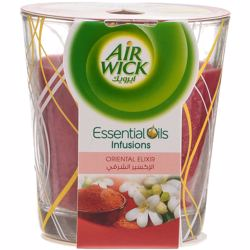 Air Wick Air Freshener Candle Elixir Oriental,105g, (1x6pcs)