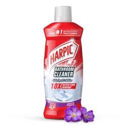 Harpic Bathroom Cleaner 1L Bottle Floral, (1x12pcs)